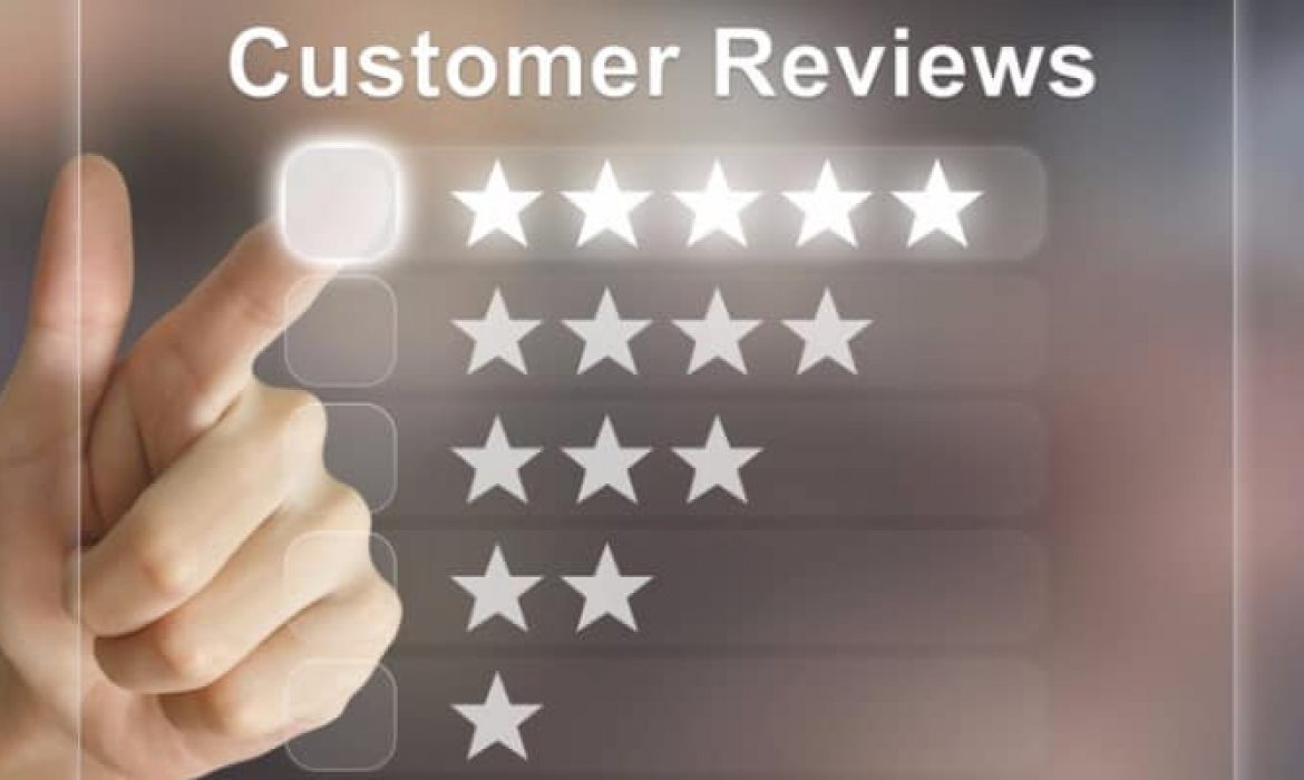 84% of People Trust Online Reviews As Much As Personal Recommendations