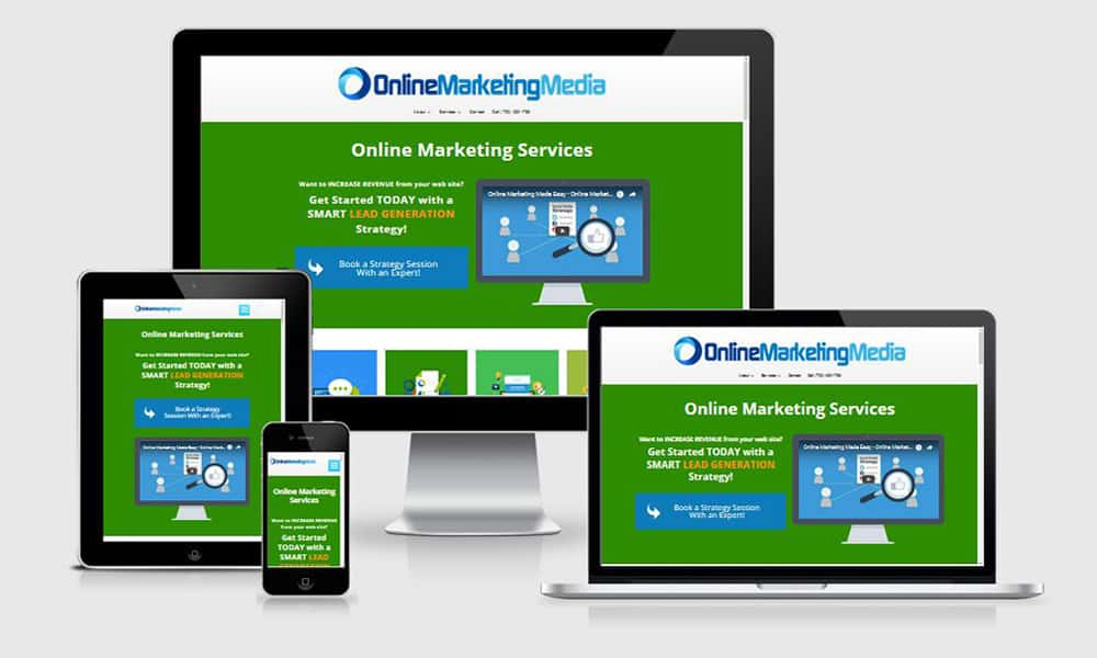 Online Marketing Media