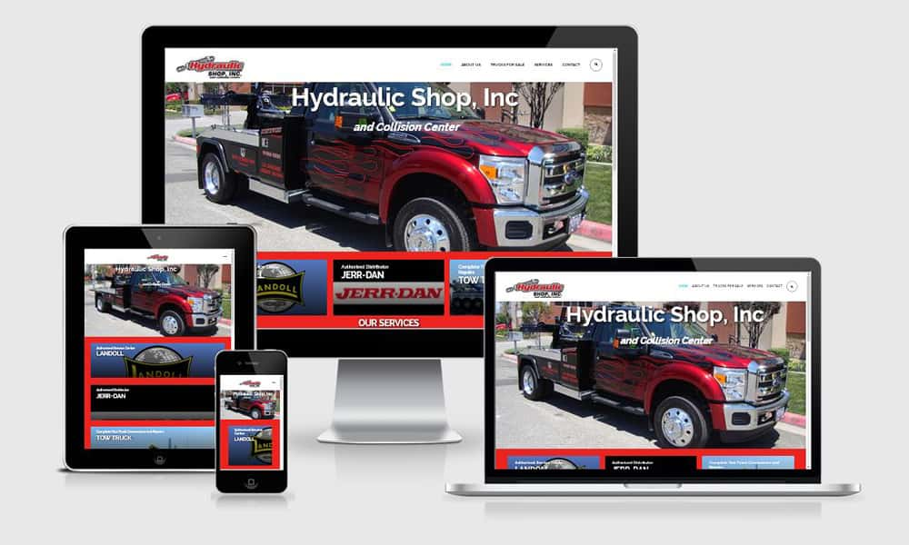 Hydraulic Shop Inc